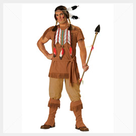 Indian & Cowboy Costumes
