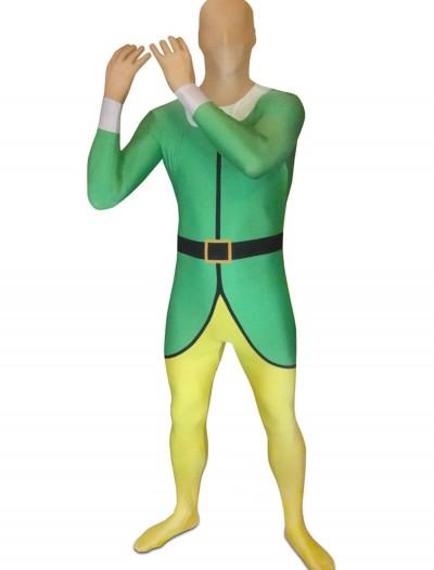 Mens Elf Morphsuit, halloween costume (Mens Elf Morphsuit)