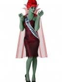 Plus Size Miss Dead Receptionist Costume, halloween costume (Plus Size Miss Dead Receptionist Costume)