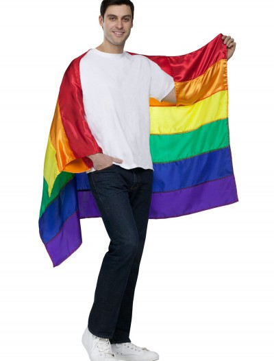 Pride Cape, halloween costume (Pride Cape)