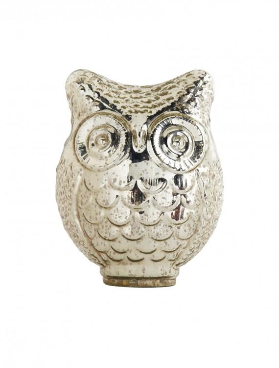 10 Inch Mercury Owl with Large Eyes, halloween costume (10 Inch Mercury Owl with Large Eyes)