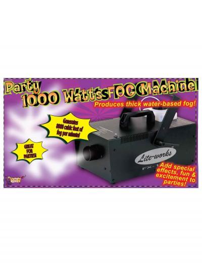 1000W Fog Machine, halloween costume (1000W Fog Machine)