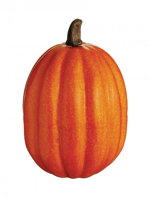 "12.5"" Weighted Pumpkin, halloween costume (12.5"" Weighted Pumpkin)"