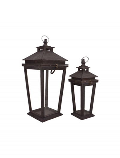 "18"" & 25'' Square Lantern Set, halloween costume (18"" & 25'' Square Lantern Set)"