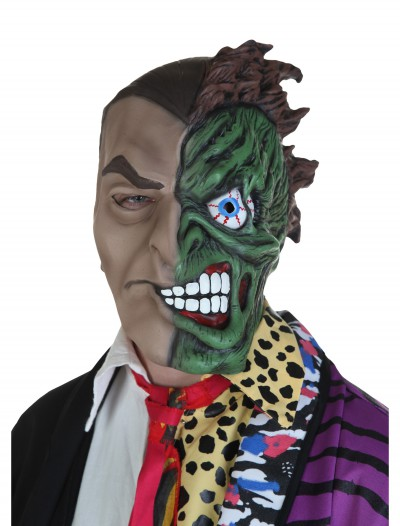 2 Face Mask, halloween costume (2 Face Mask)