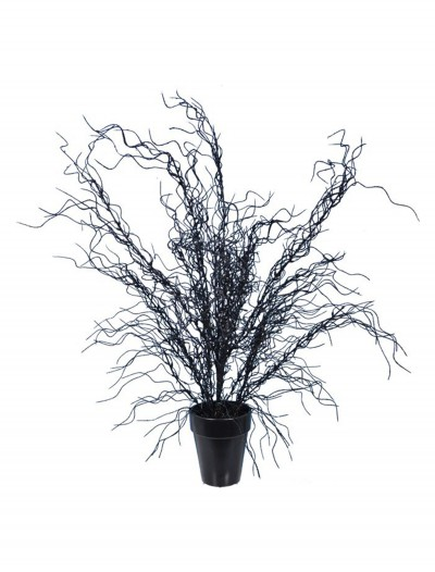20'' Black Weeping Tree, halloween costume (20'' Black Weeping Tree)