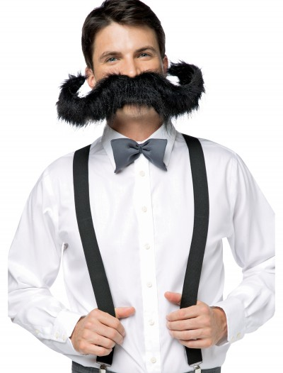 20 Inch Super Mustache, halloween costume (20 Inch Super Mustache)