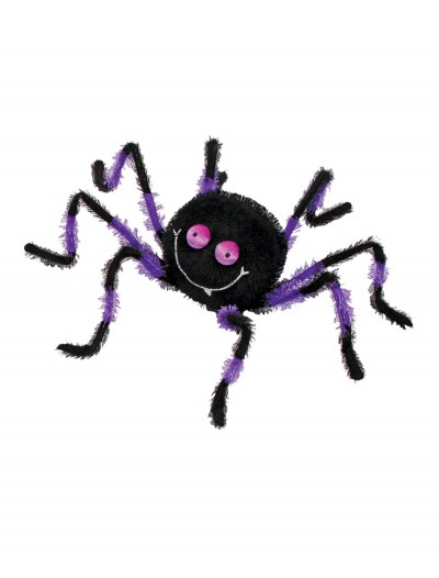 "20"" Posable Friendly Spider PR/BK, halloween costume (20"" Posable Friendly Spider PR/BK)"