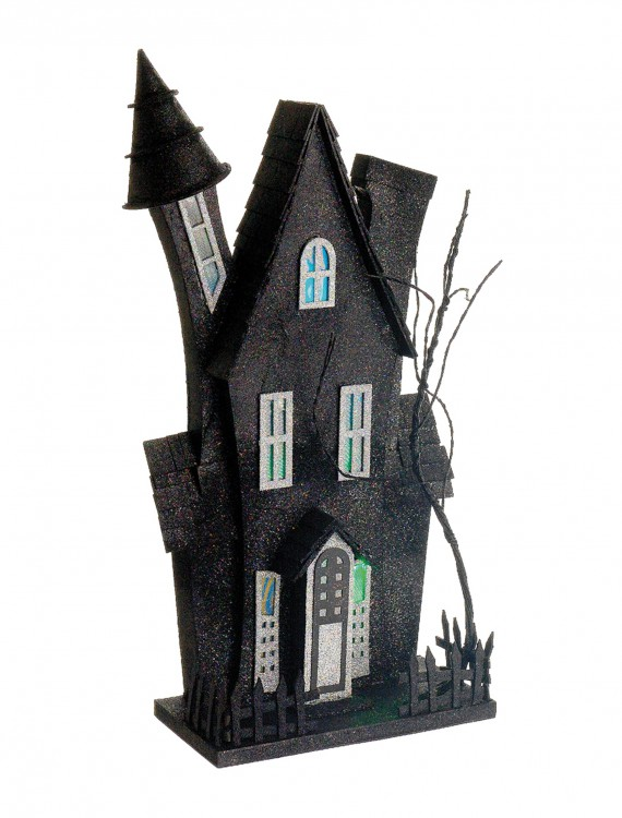 "22"" Haunted House w/ Music and Lights, halloween costume (22"" Haunted House w/ Music and Lights)"