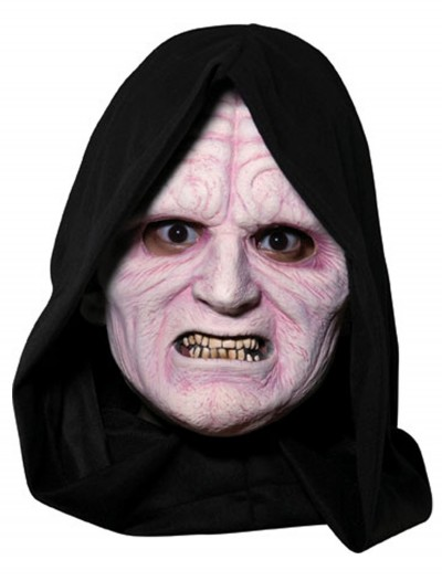 Emperor Palpatine Star Wars Mask, halloween costume (Emperor Palpatine Star Wars Mask)