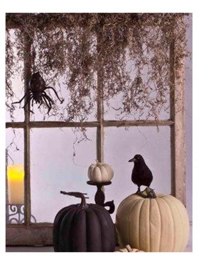 3 Ft' Moss Garland, halloween costume (3 Ft' Moss Garland)