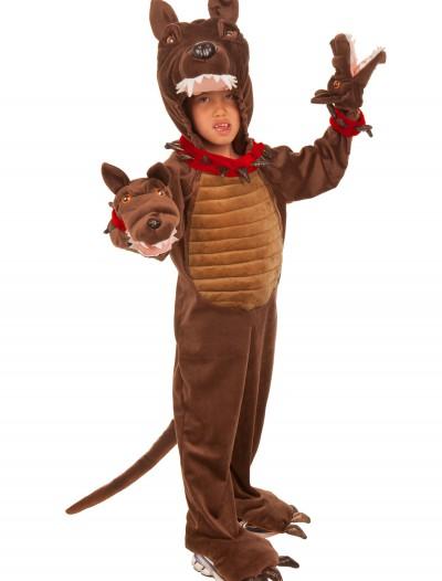 3-Headed Guard Dog Costume, halloween costume (3-Headed Guard Dog Costume)