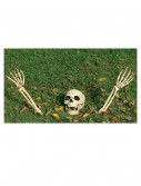3 Piece Buried Alive Skeleton Kit, halloween costume (3 Piece Buried Alive Skeleton Kit)