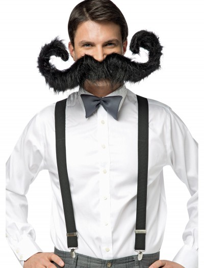 30 Inch Super Mustache, halloween costume (30 Inch Super Mustache)