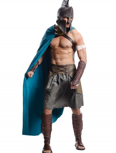 300 Movie Deluxe Themistocles Adult Costume, halloween costume (300 Movie Deluxe Themistocles Adult Costume)