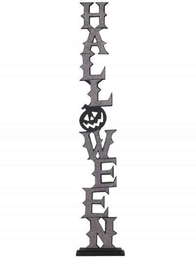 "36"" Silver Vertical Halloween Cutout, halloween costume (36"" Silver Vertical Halloween Cutout)"