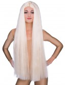 36in Long Blonde Witch Wig, halloween costume (36in Long Blonde Witch Wig)