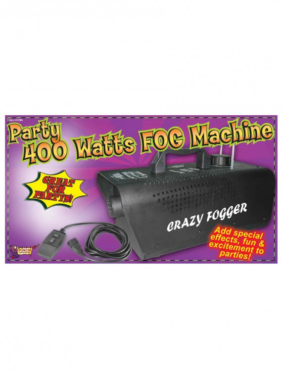 400W Fog Machine, halloween costume (400W Fog Machine)