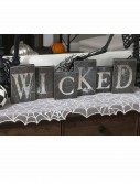 "4.5"" Tall Black and Gray Wicked Bricks, halloween costume (4.5"" Tall Black and Gray Wicked Bricks)"