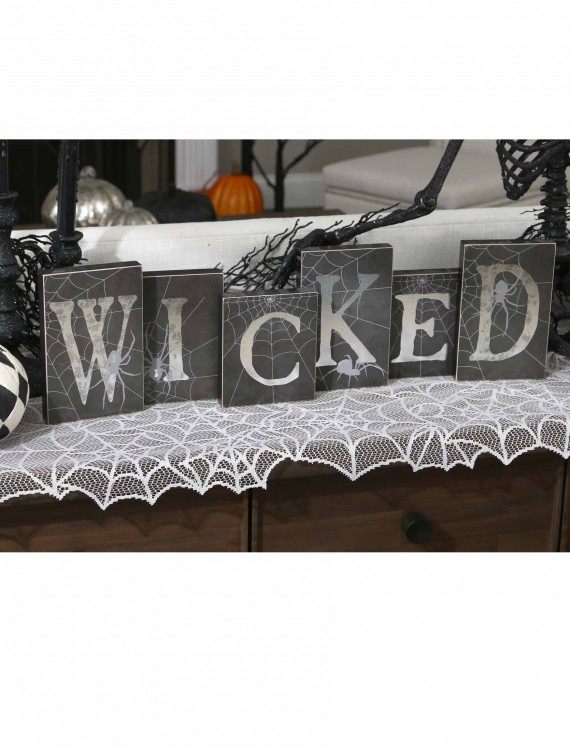 "4.5"" Tall Black and Gray Wicked Bricks, halloween costume (4.5"" Tall Black and Gray Wicked Bricks)"