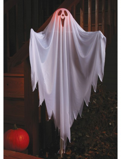 48 inch Ghost On a Post, halloween costume (48 inch Ghost On a Post)