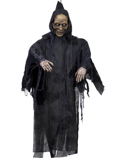 5 Ft Rotten Zombie Hanging Prop, halloween costume (5 Ft Rotten Zombie Hanging Prop)