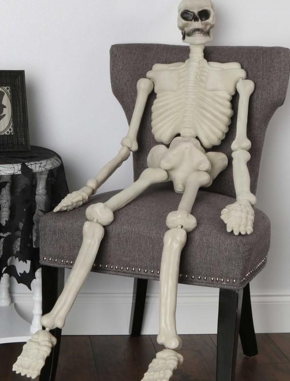 5 Ft Skeleton, halloween costume (5 Ft Skeleton)