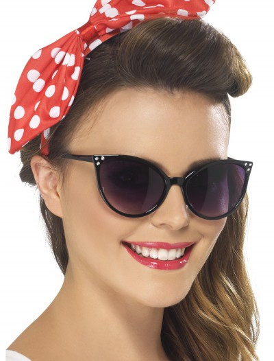 50s Cateye Sunglasses, halloween costume (50s Cateye Sunglasses)