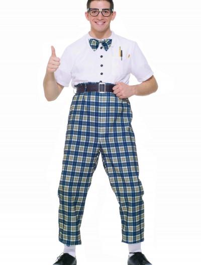 50s Class Nerd Costume, halloween costume (50s Class Nerd Costume)