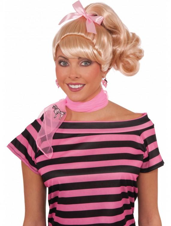 50s Cutie Wig, halloween costume (50s Cutie Wig)