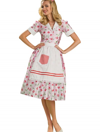 50s Housewife Costume, halloween costume (50s Housewife Costume)