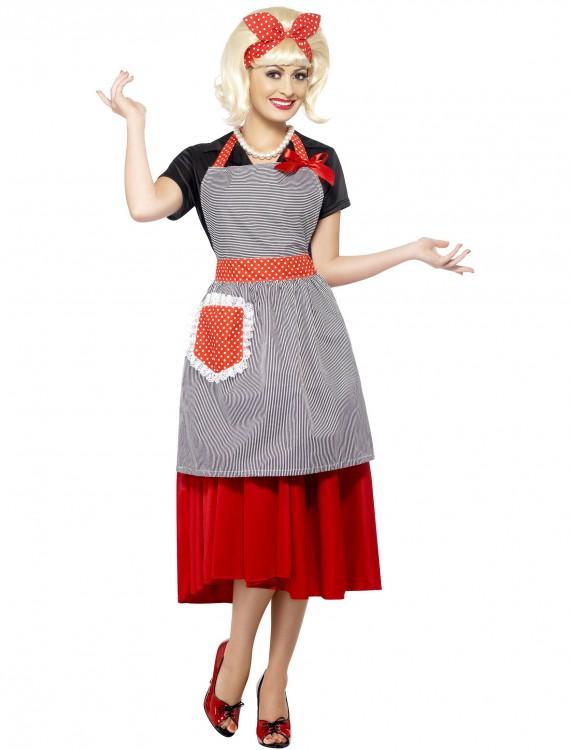 50s Housewife Kit, halloween costume (50s Housewife Kit)