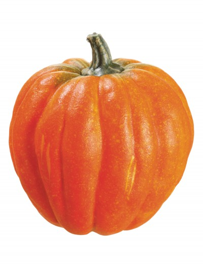 6 Inch Weighted Pumpkin, halloween costume (6 Inch Weighted Pumpkin)