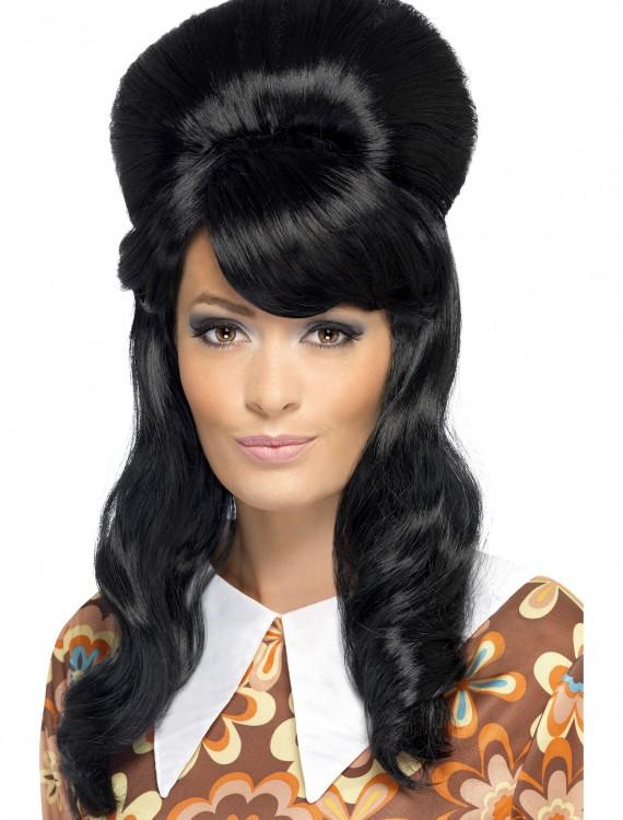 60s Brigitte Bouffant Wig, halloween costume (60s Brigitte Bouffant Wig)