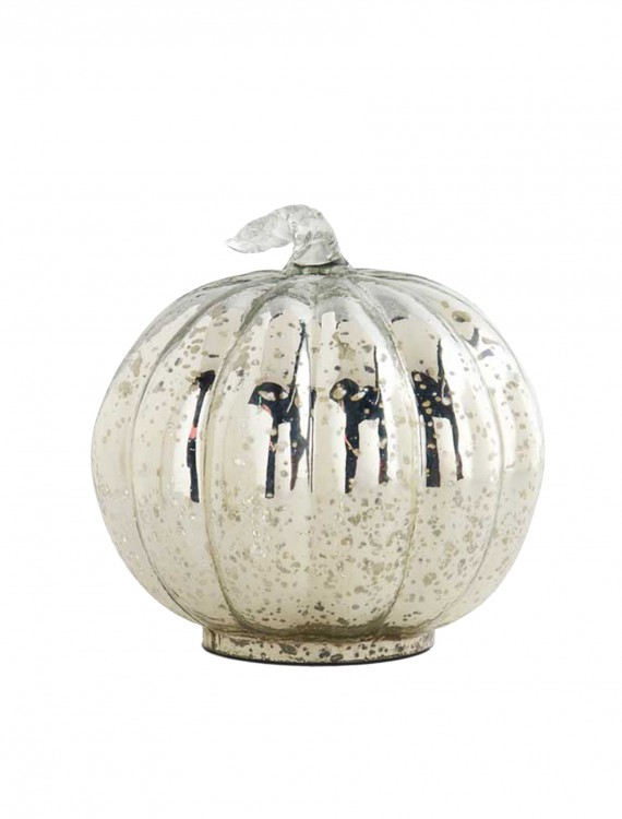 "6.5"" Round Mercury Pumpkin, halloween costume (6.5"" Round Mercury Pumpkin)"