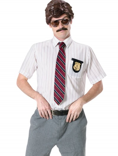 70s Detective Costume Kit, halloween costume (70s Detective Costume Kit)
