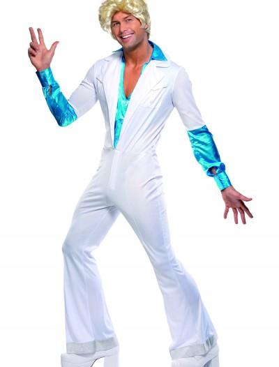 70s Disco Man Costume, halloween costume (70s Disco Man Costume)