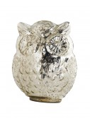 7.5 Inch Mercury Owl w/ Large Eyes, halloween costume (7.5 Inch Mercury Owl w/ Large Eyes)