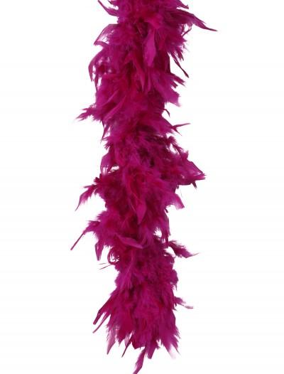 80 Gram Fuchsia Boa, halloween costume (80 Gram Fuchsia Boa)