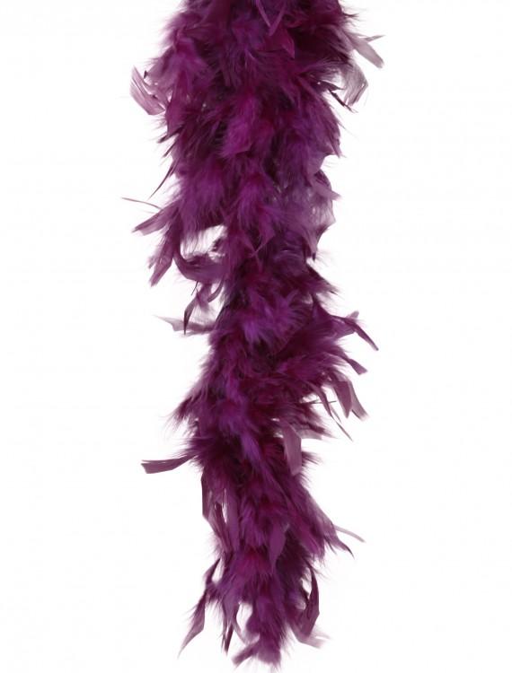 80 Gram Plum Boa, halloween costume (80 Gram Plum Boa)