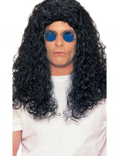 80s DJ Wig, halloween costume (80s DJ Wig)