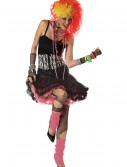 80s Party Girl Costume, halloween costume (80s Party Girl Costume)