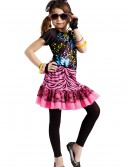 80s Pop Party Kids Costume, halloween costume (80s Pop Party Kids Costume)