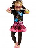 80s Pop Party Toddler Costume, halloween costume (80s Pop Party Toddler Costume)