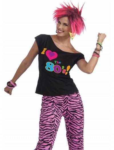 80's Shirt Remix, halloween costume (80's Shirt Remix)