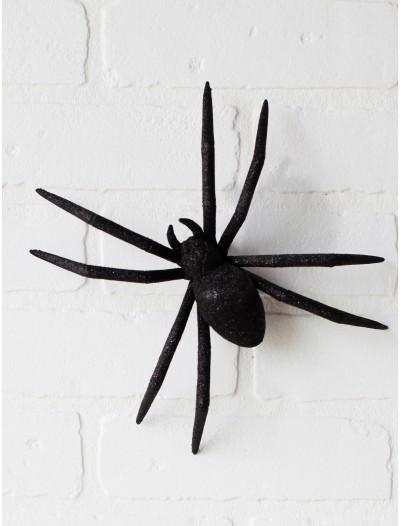 9 Inch Glitter Spider w/ Clip, halloween costume (9 Inch Glitter Spider w/ Clip)
