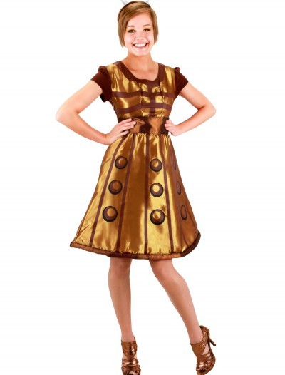 Dr. Who Dalek Dress, halloween costume (Dr. Who Dalek Dress)