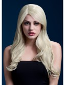Styleable Fever Nicole Blonde Wig, halloween costume (Styleable Fever Nicole Blonde Wig)