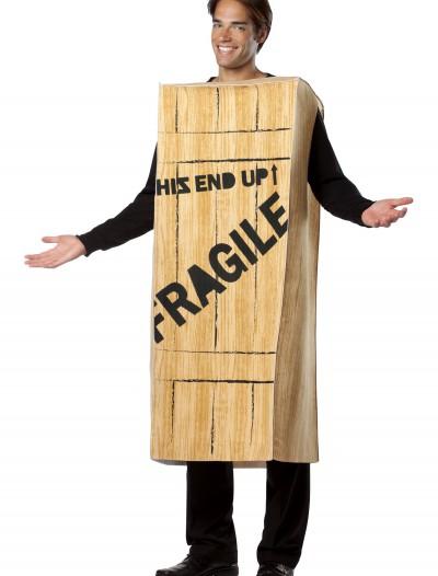 A Christmas Story Fragile Box Costume, halloween costume (A Christmas Story Fragile Box Costume)