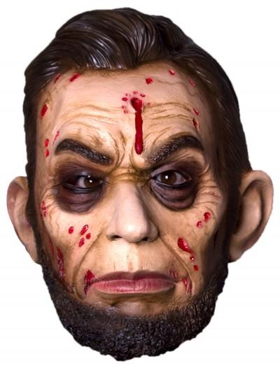 Abe Zombie Mask, halloween costume (Abe Zombie Mask)